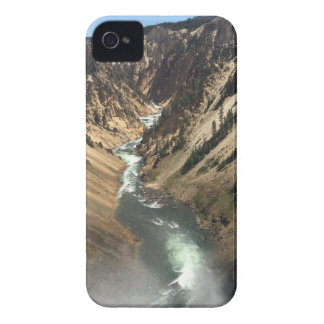 Grand Canyon at Yellowstone Park iPhone 4 Case-Mate Case