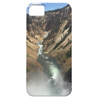 Grand Canyon at Yellowstone Park iPhone 5 Cover