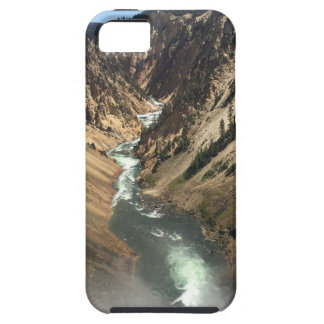 Grand Canyon at Yellowstone Park iPhone 5 Covers