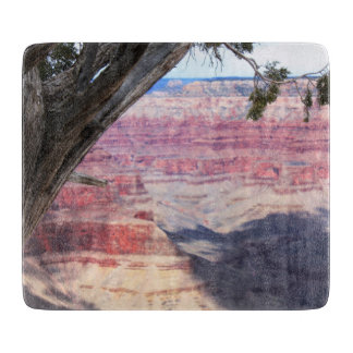 Grand Canyon Beyond The Tree Boards