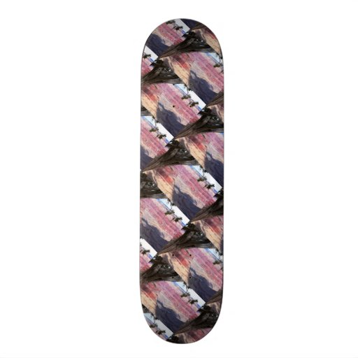 Grand Canyon Beyond The Tree Skate Board Deck