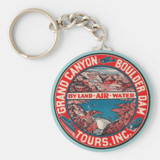 Grand Canyon / Boulder Dam Keychain
