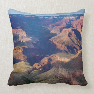 Grand Canyon, Bright Angel Trail Throw Pillow
