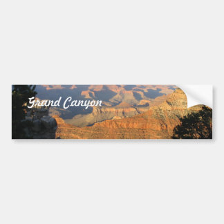 Grand Canyon Bumper Sticker