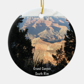 Grand Canyon Ceramic Ornament