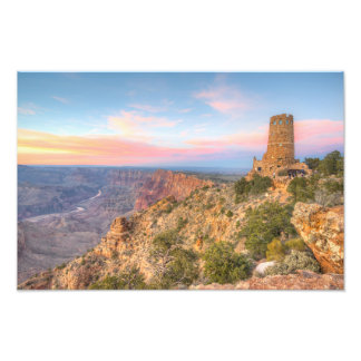 Grand Canyon Desert View Photo Print