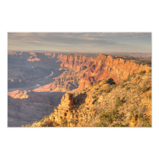 Grand Canyon Desert View Photographic Print