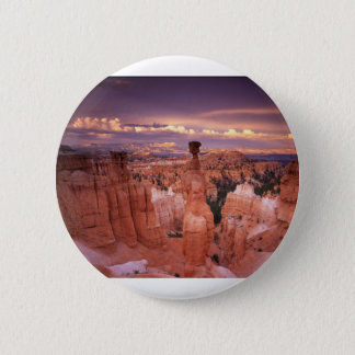 Grand Canyon during Golden Hour 2 Inch Round Button