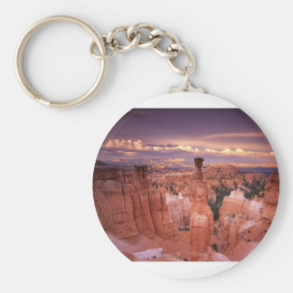 Grand Canyon during Golden Hour Keychain