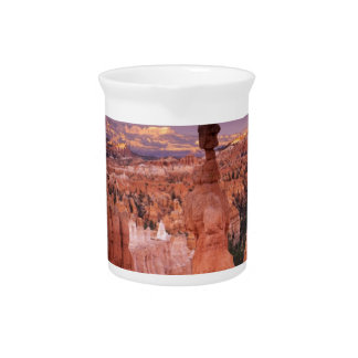 Grand Canyon during Golden Hour Pitcher