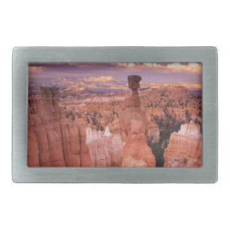 Grand Canyon during Golden Hour Rectangular Belt Buckle