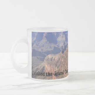 Grand Canyon Frosted Mug