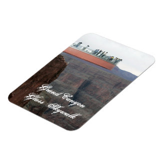 Grand Canyon Glass Skywalk Magnet