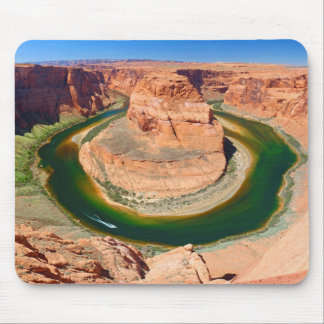 Grand Canyon Horse Shoe Bend Mouse Pad