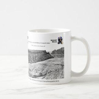 Grand Canyon III - Geology Pioneers Coffee Mug