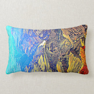 Grand Canyon Landscape Custom Throw Lumbar Pillow