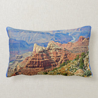 Grand Canyon Landscape lumbar Pillow