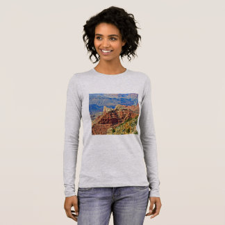 Grand Canyon Landscape Women's Long Sleeve Tee