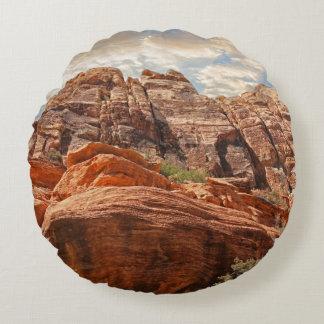 Grand Canyon Las Vegas Nevada Round Pillow