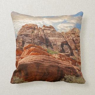 Grand Canyon Las Vegas Nevada Throw Pillow