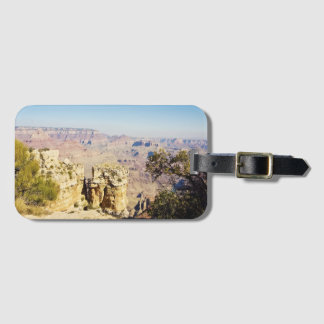 Grand Canyon Lipan Point luggage tag
