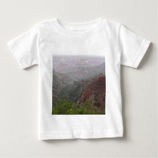 Grand Canyon misty morning, Arizona Baby T-Shirt