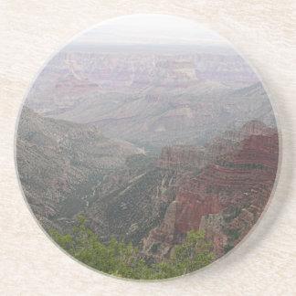Grand Canyon misty morning, Arizona Coaster
