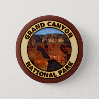 Grand Canyon National Park 2 Inch Round Button