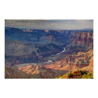 Grand Canyon National Park, Ariz Perfect Poster