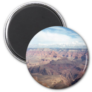 Grand Canyon National Park Arizona 2 Inch Round Magnet