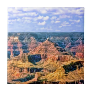 Grand Canyon National Park Arizona Tile