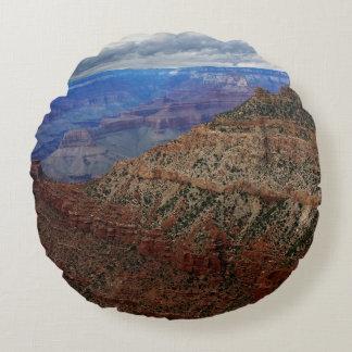 Grand Canyon National Park Arizona USA Round Pillow