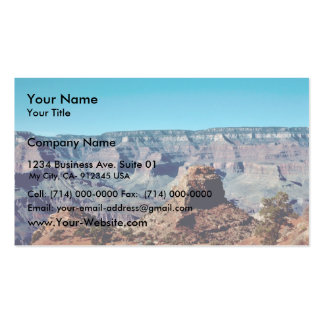 Grand Canyon National Park Business Card Template