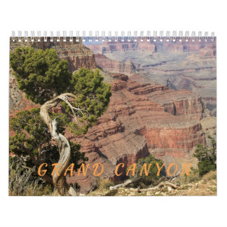 Grand Canyon National Park calendar