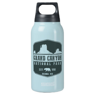 Grand Canyon National Park Insulated Water Bottle