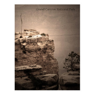 Grand Canyon National Park Post Card