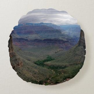 Grand Canyon National Park Round Pillow