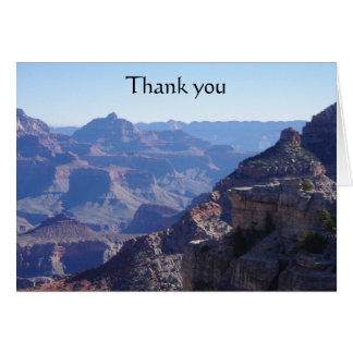 Grand Canyon National Park, South Rim Card