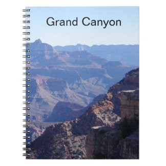 Grand Canyon National Park, South Rim Notebook