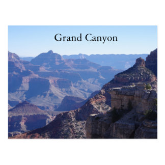 Grand Canyon National Park, South Rim Postcard