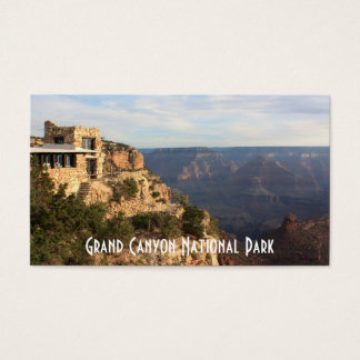 Grand Canyon National Park Souvenir Business Card