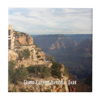 Grand Canyon National Park Souvenir Ceramic Tiles
