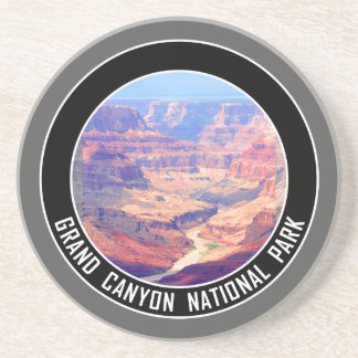 Grand Canyon National Park Souvenir Coaster