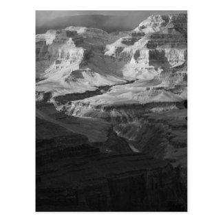 Grand Canyon National Park Values Postcard