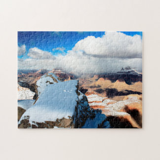 Grand Canyon Nevada. Jigsaw Puzzle
