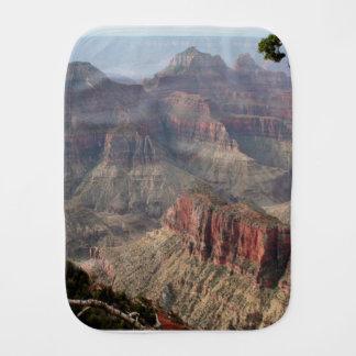 Grand Canyon North Rim, Arizona, USA 6 Baby Burp Cloth