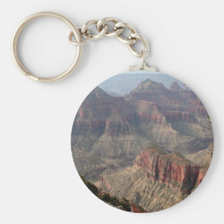 Grand Canyon North Rim, Arizona, USA 6 Keychain