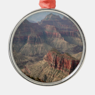 Grand Canyon North Rim, Arizona, USA 6 Metal Ornament