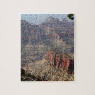 Grand Canyon North Rim, Arizona, USA 6 Puzzles