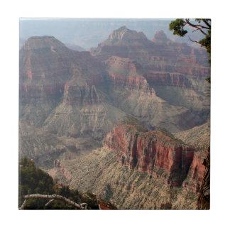 Grand Canyon North Rim, Arizona, USA 6 Tiles